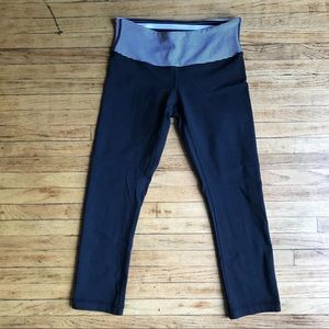 lululemon | Wunder Under Crop III